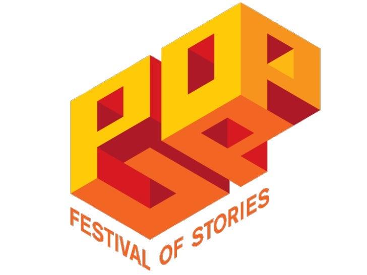 Pop Up Festival of Stories Final Presentation