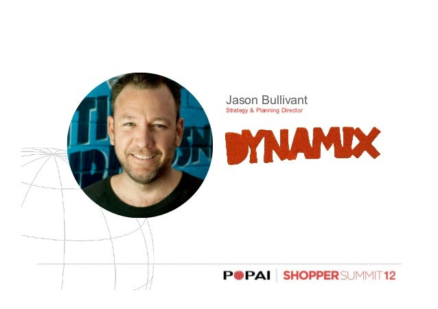Jason BullivantStrategy & Planning Director
