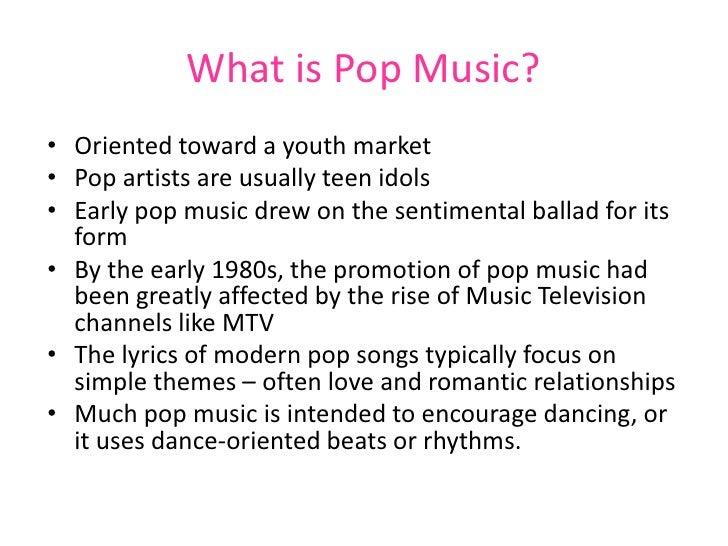 Music Essay Examples