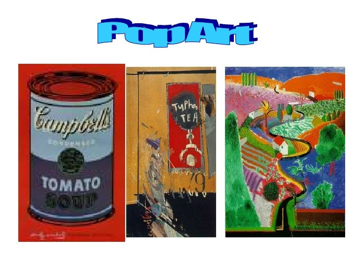 • Pop art is characterized by themes and   techniques drawn from popular mass culture,   such as advertising, comic books ...
