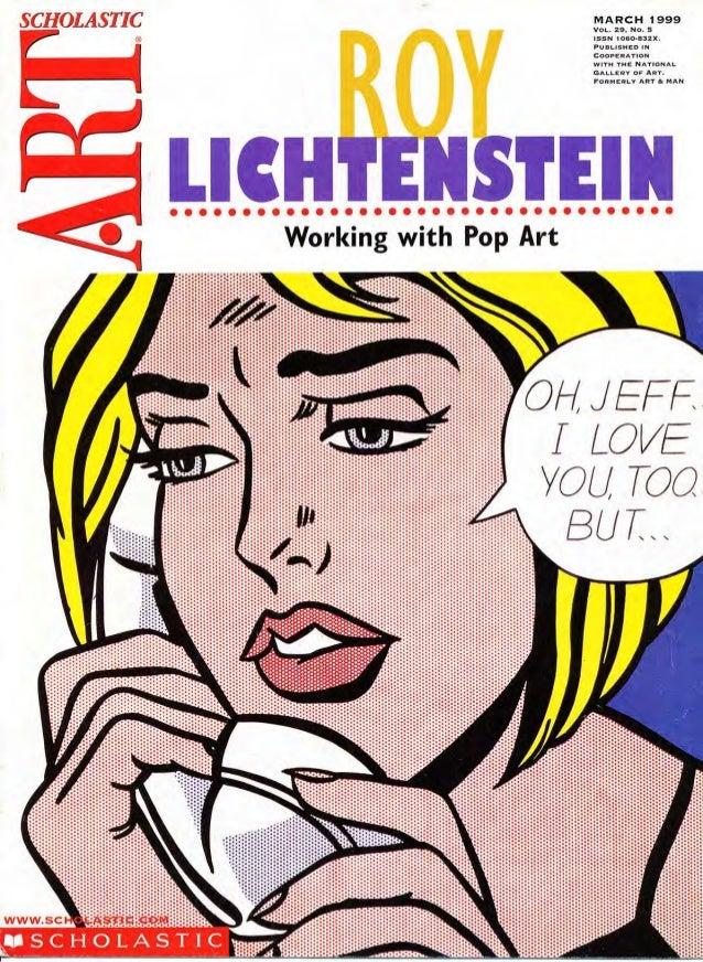 Pop artarthistoryassignment