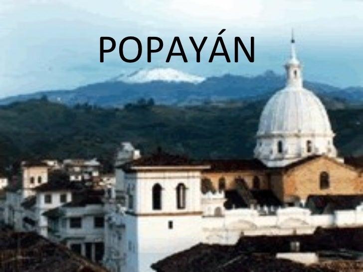 turismo popayan