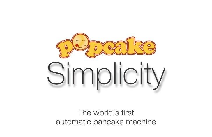 Popcake Pdf Presentation