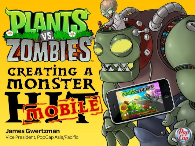What is Plants vs. Zombies?