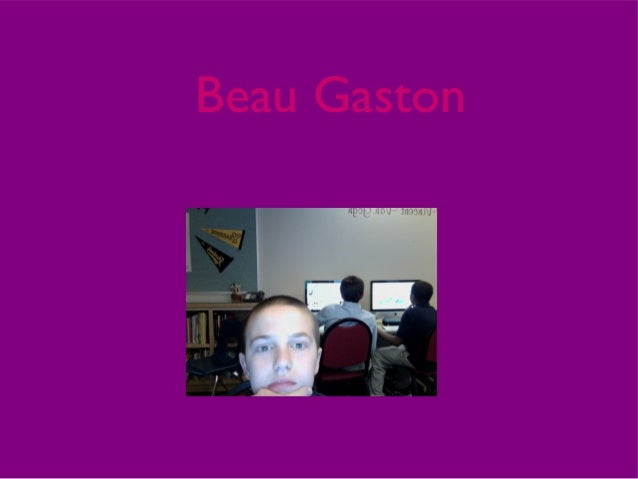 Beau Gastonpope