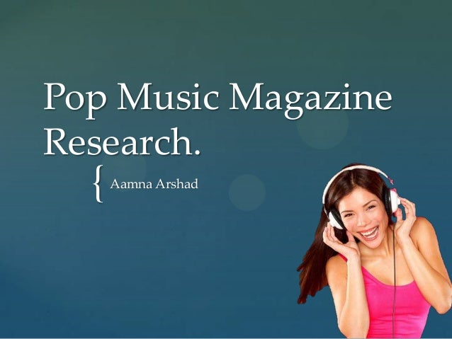 Pop Music MagazineResearch.  {   Aamna Arshad
