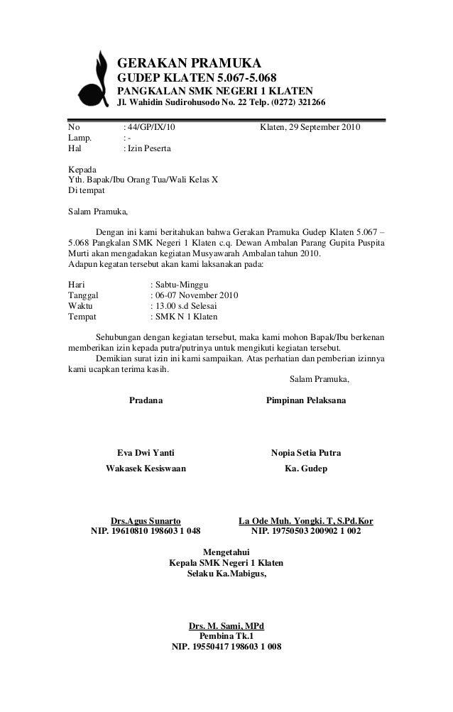 Contoh Surat Panggilan Untuk Orang Tua Dari Sekolah Contoh Surat Panggilan Orang Tua Resmi