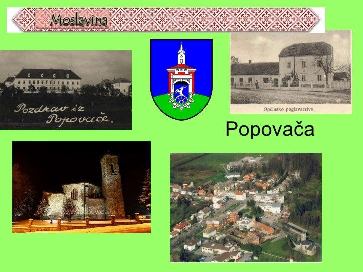 Geografija - Geografski pogled na Popovaču