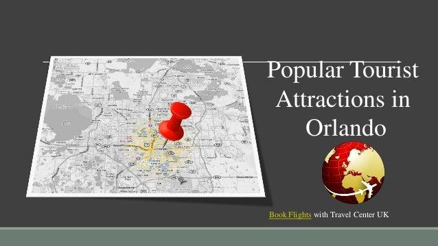 Popular tourist attractions in Orlando