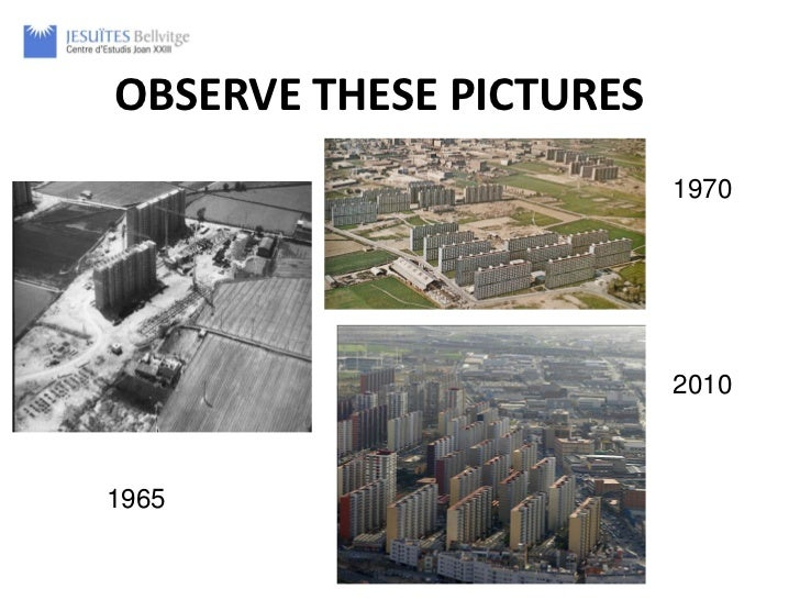 OBSERVE THESE PICTURES                         1970                         20101965            2012