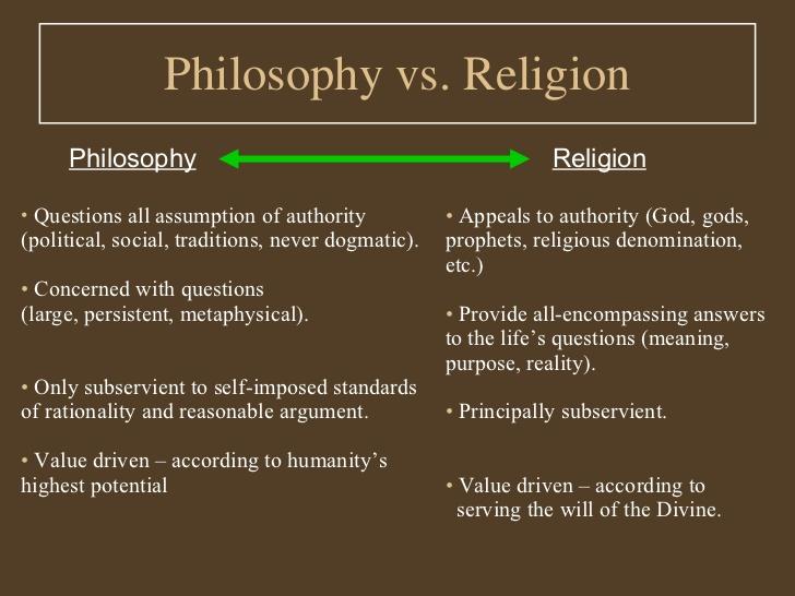 morality vs religion essays