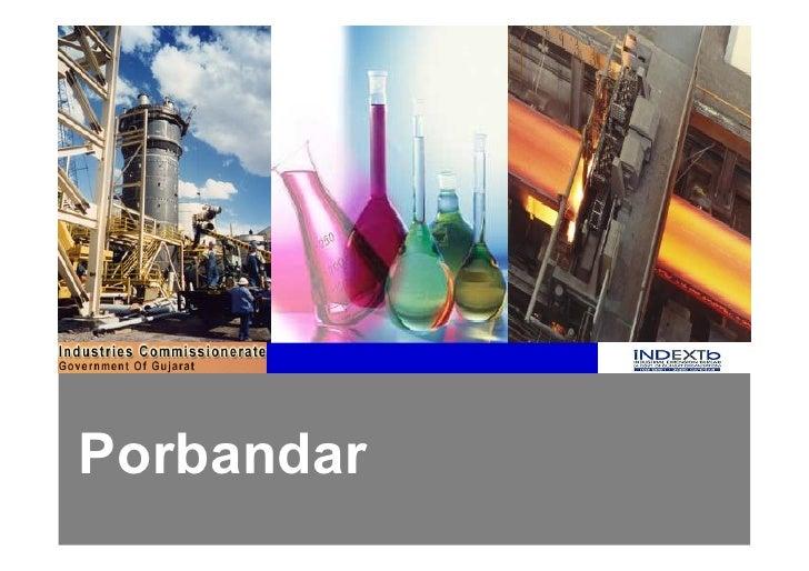 Porbandar - District Profile