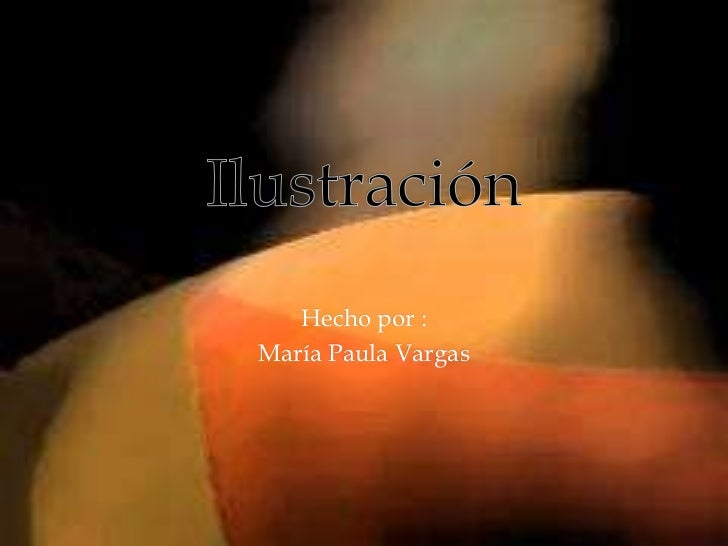 Hecho por :María Paula Vargas