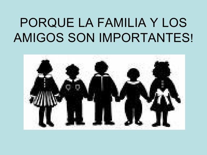 Porque la familia y los amigos son importantes for Porque son importantes los arboles wikipedia