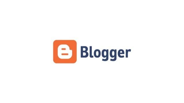 ¿Que es Blogger?   Blogger es una plataforma de publicación libre,  de gran alcance que proporciona todas las nerrarniertt...