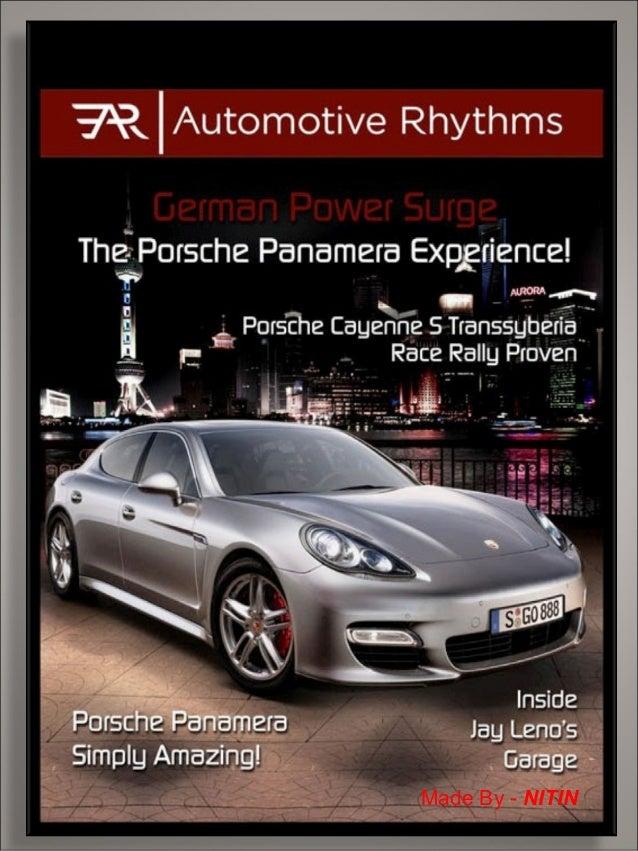Porsche recap