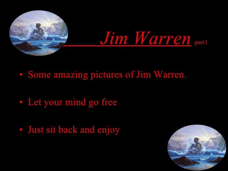Jim Warren Part1