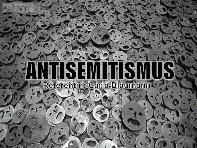 EINLEITUNG   Der Antisemitismus ist sehr Alt.   Der hat religiöse Ursprunge.   Christen könnten der Glauben der    Jude...