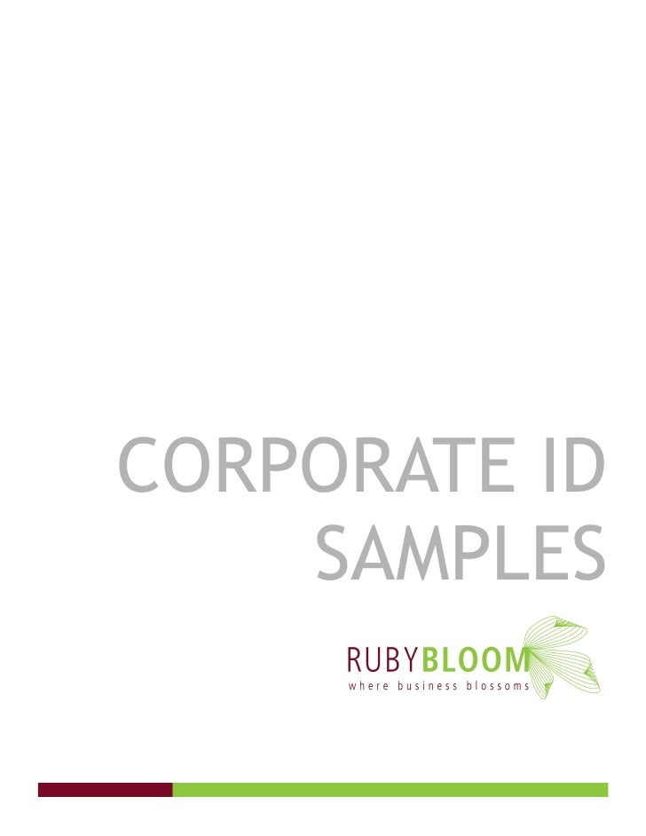 CORPORATE ID     SAMPLES