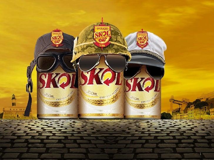 Porta lata operação skol - materiais promocionais brinde ou peça promocional dirigida ao público final
