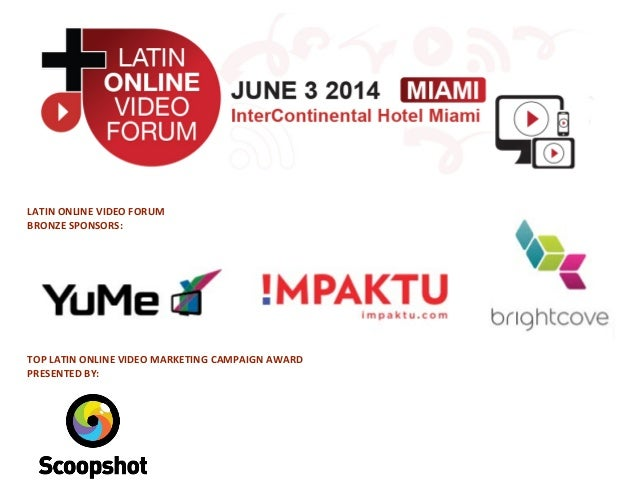 Portada latin online video forum 14