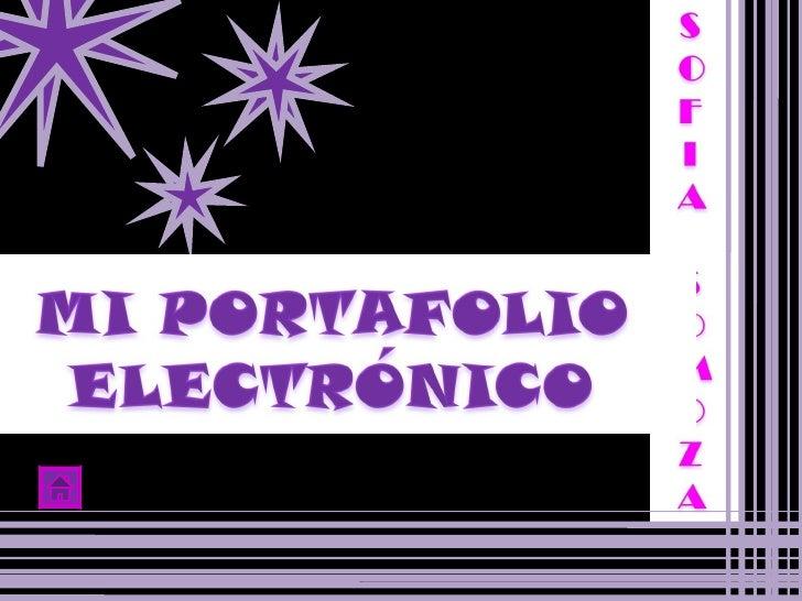 Portafolio Electronico Ss