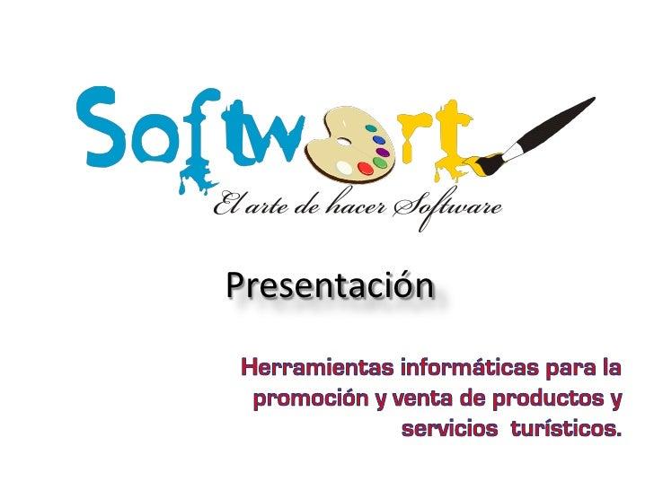 Portafolio  Softw Art Ltda
