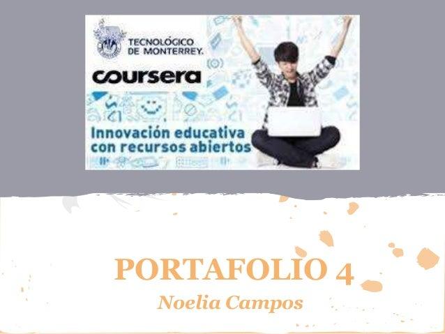 Noelia Campos PORTAFOLIO 4