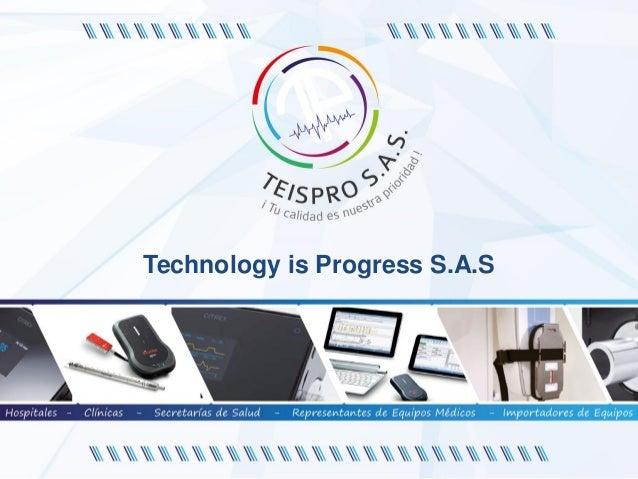 Technology is Progress S.A.S