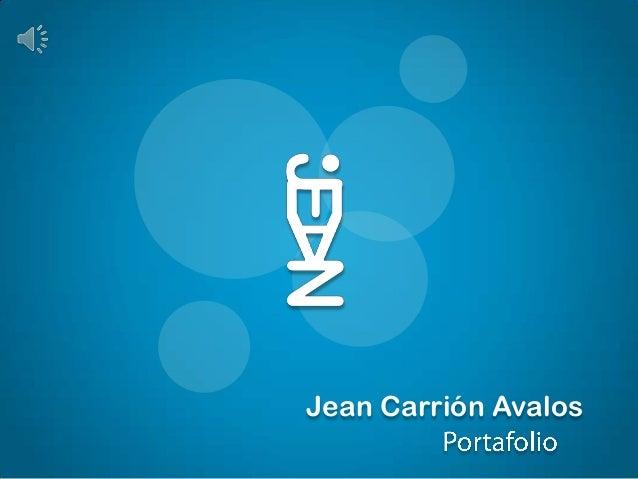 Jean Carrión Avalos