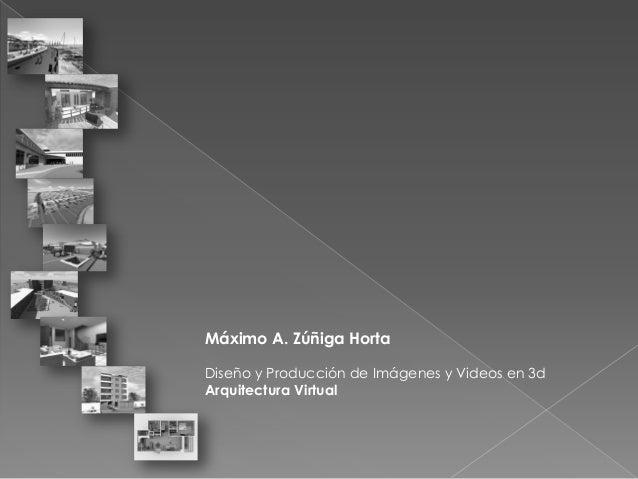 Portafolio arquitectura maximo zu iga renders 3d en lumion for Arquitectura para la educacion pdf