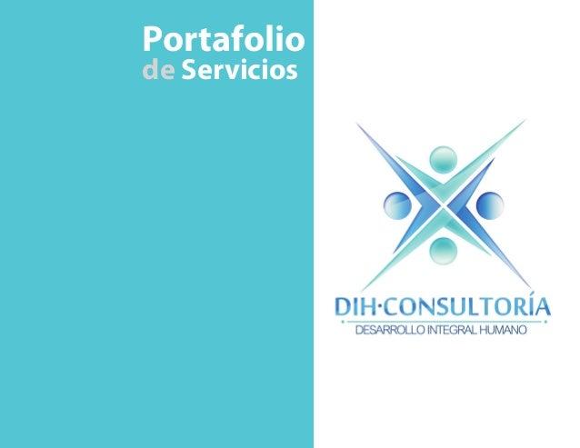 Servicios DIH Consultoría