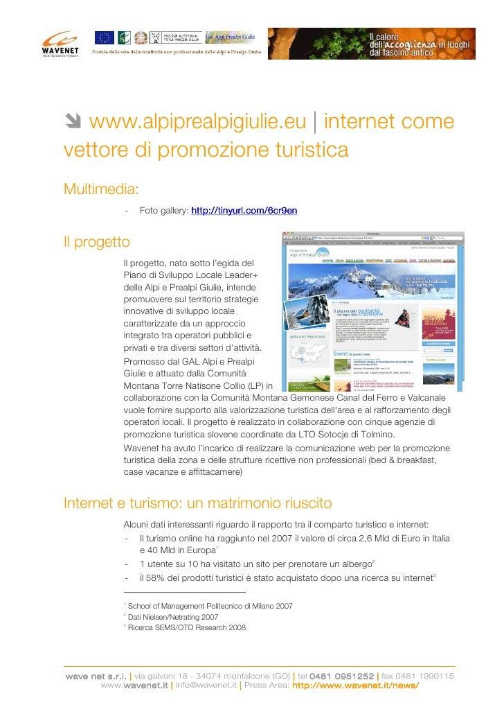 Portale Alpi e Prealpi Giulie