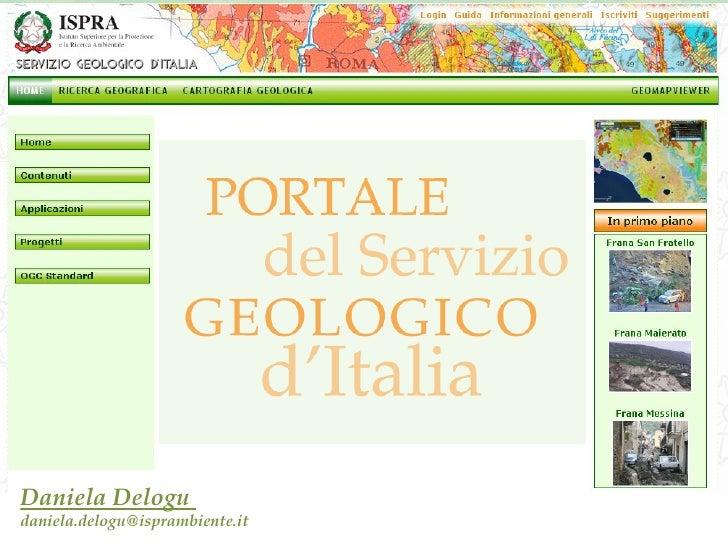 Daniela Delogu  [email_address]