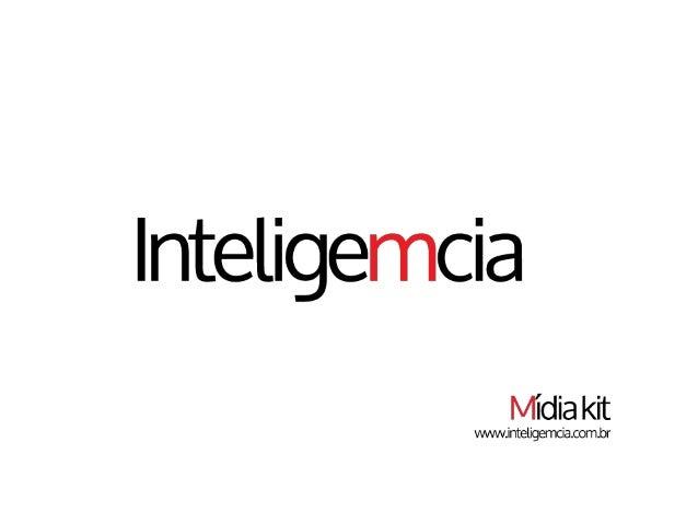 Portal Inteligemcia Mídia Kit