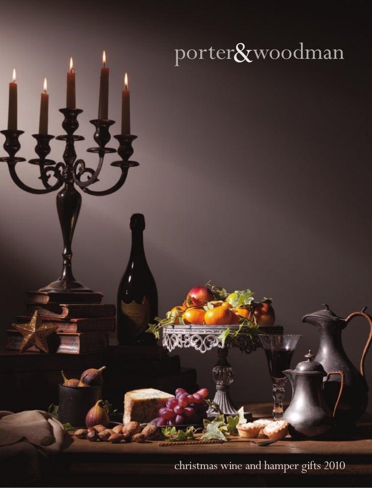Corporate Wine & Hamper Gifts