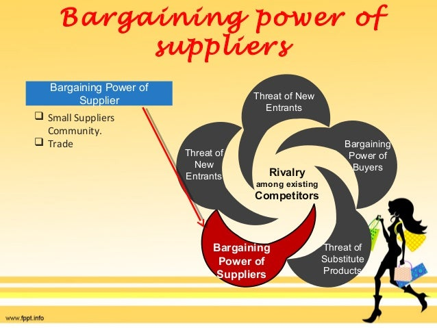 the bargaining power of supplier and generic strategy business essay Porters: tesco and bargaining power essay  this means that the bargaining power of suppliers is an extremely important force to look at in depth, as, if the.