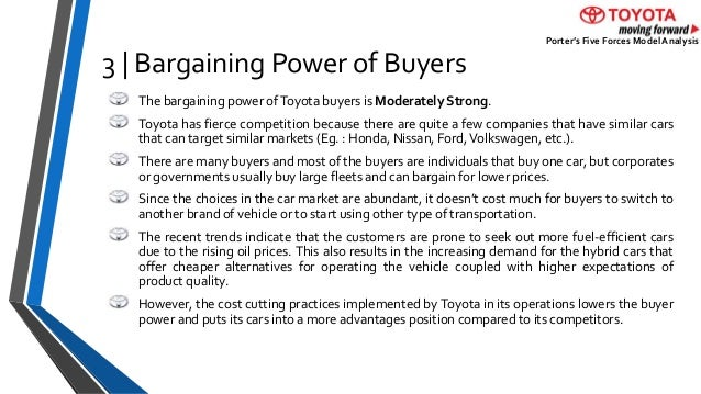 porters five forces nissan Porter's five forces of analysis how do they deal with porter's 5 forces for renault nissan alliance, the rivalry among its competitors is high and this has increased due to their alliance as they are now competing in the international market.