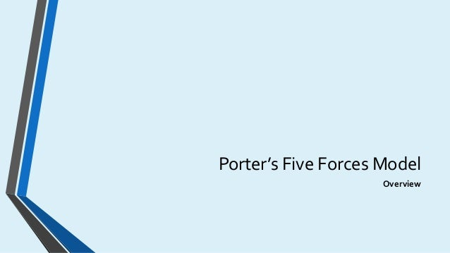 porters five forces value chain Porter's model assumes that there are five important forces that determine   gorillas — subscribe to michael porter's value chain framework.