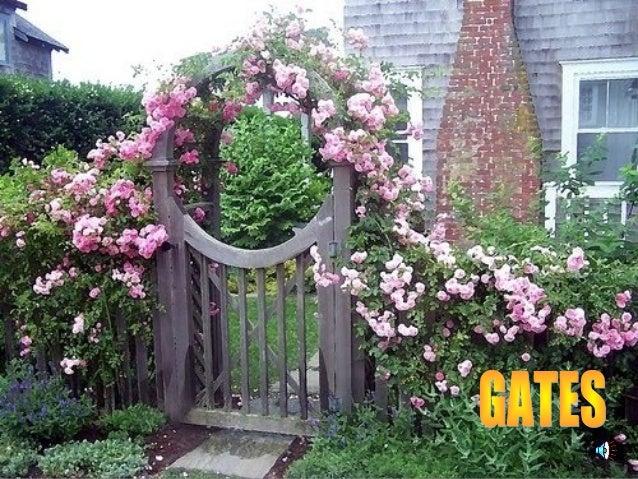 Portes de jardins