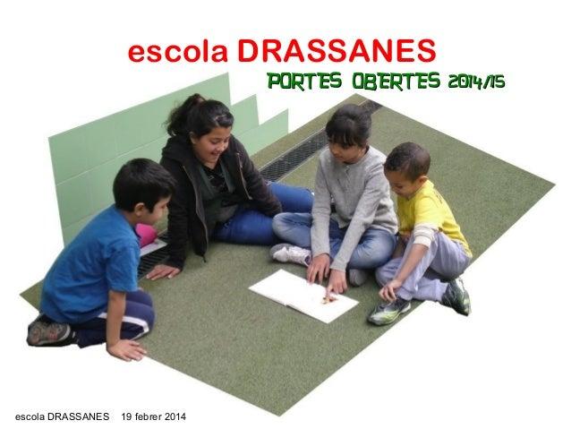 Portesobertes drassanes1415
