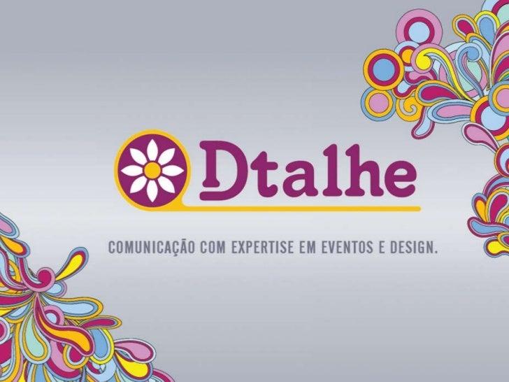 Portfólio Dtalhe 2011