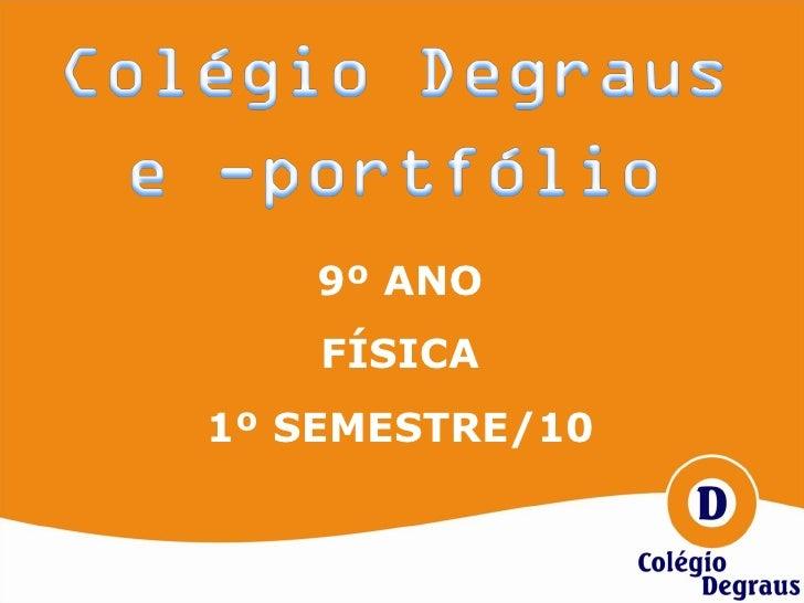 Portfólio fabiana   0309 am - 1º semestre