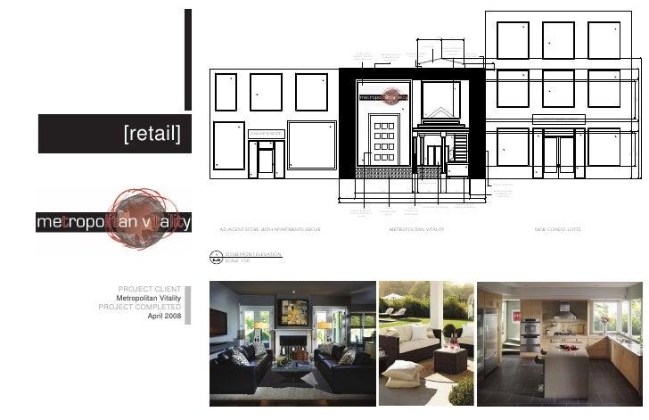Interior design portfolio for Portfolio home plans