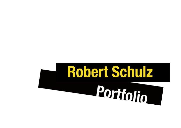 Robert Schulz                                                                                                      Oberbil...