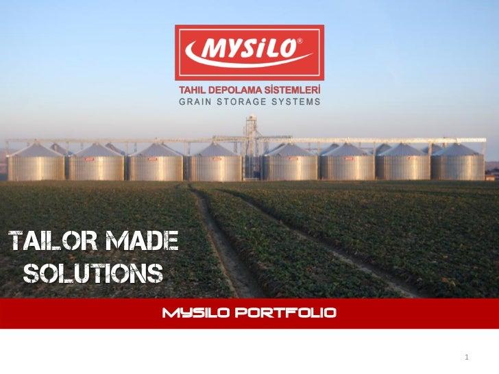 Mysilo Portfolio