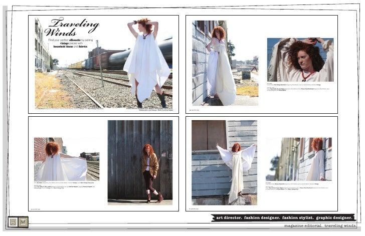 Fashion Communication And Styling Portfolio