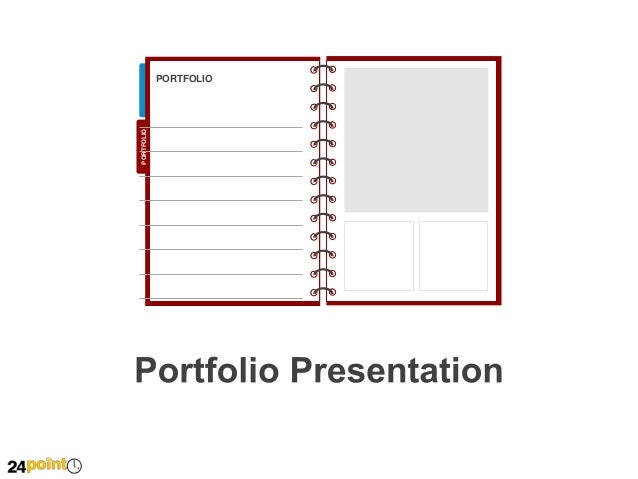 Business Portfolio Presentation - PowerPoint Slides