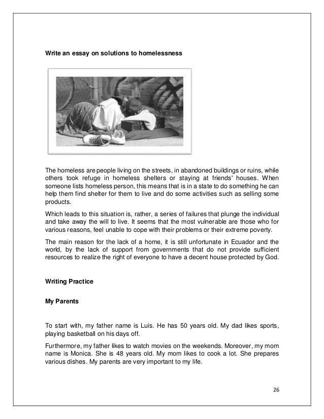 essay on homelessness in america essay on causes of homelessness in america