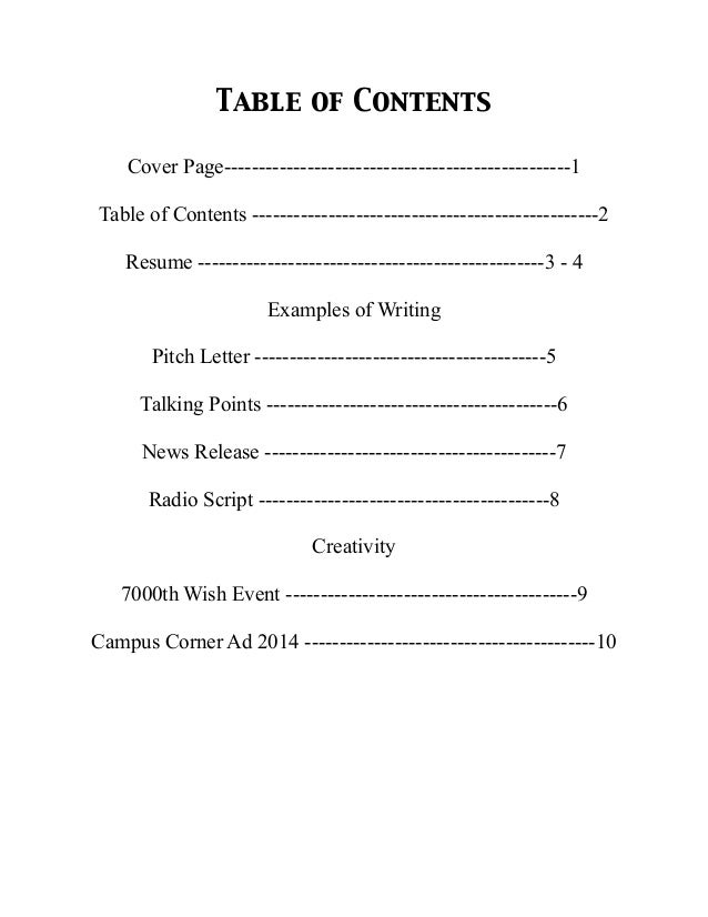 professional cover letter examples